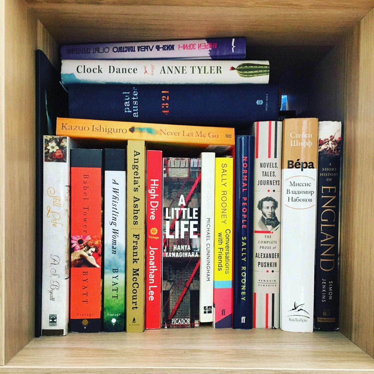 Вебинар «Читаю и учусь: Как учить английский с помощью художественной литературы». Эпизод 1. Романы